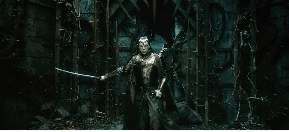 El Hobbit: La batalla de los cinco ejércitos, fotograma 5 de 30