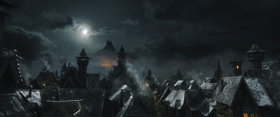 El Hobbit: La batalla de los cinco ejércitos, fotograma 1 de 30