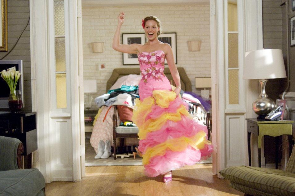 27 Dresses, fotograma 1 de 28