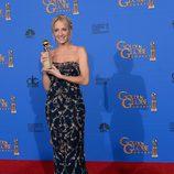 Joanne Froggatt, ganadora del Globo de Oro 2015 a la mejor actriz secundaria