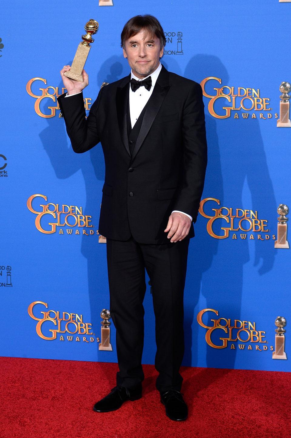 Richard Linklater, ganador del Globo de Oro 2015 al mejor director