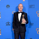 Michael Keaton, ganador del Globo de Oro 2015 al mejor actor de comedia