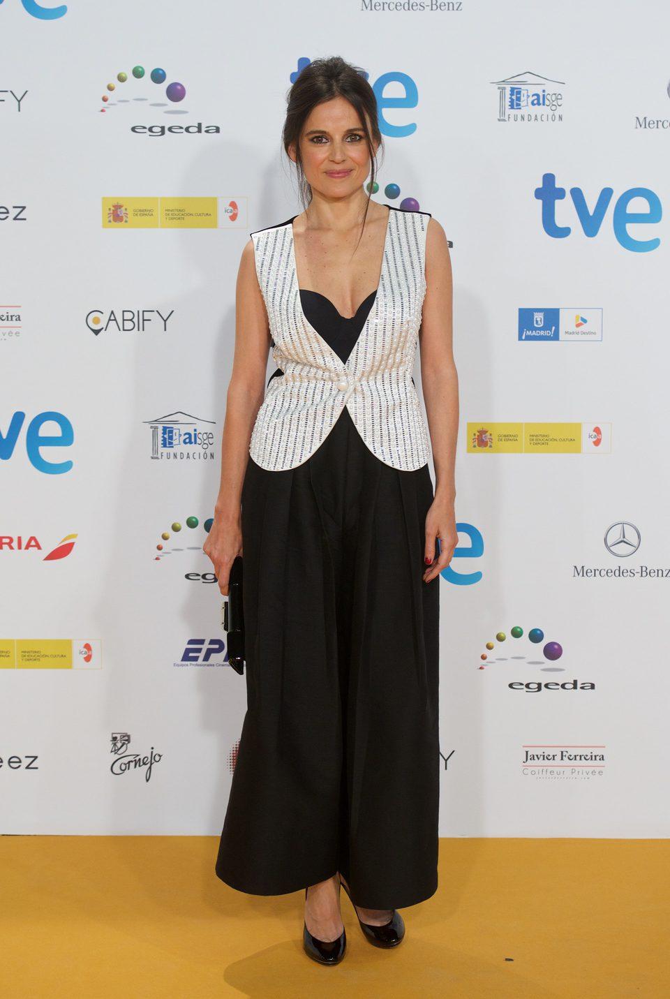 Elena Anaya en los Premios José María Forqué 2015