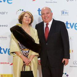 Agustín Almodóvar en los Premios José María Forqué 2015