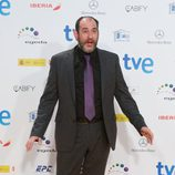 Karra Elejalde en los Premios José María Forqué 2015