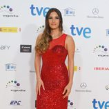 India Martínez en los Premios José María Forqué 2015