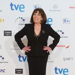 Carmen Maura en los Premios José María Forqué 2015
