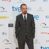 Raúl Arévalo en la alfombra roja de los Premios José María Forqué 2015