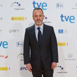 Javier Gutiérrez en los Premios José María Forqué 2015