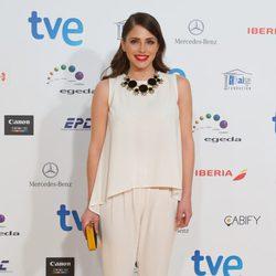 Andrea Duro en los Premios José María Forqué 2015