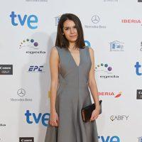Claudia Traisac en los Premios José María Forqué 2015