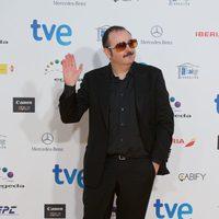 Carlos Areces en los Premios José María Forqué 2015