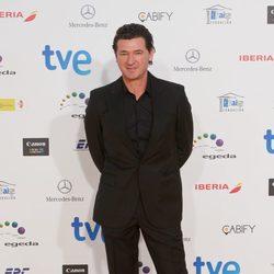 Julio Medem en los Premios José María Forqué 2015