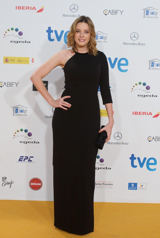 Carolina Bang en los Premios José María Forqué 2015