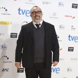 Álex de la Iglesia en los Premios José María Forqué 2015