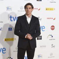 Adrián Lastra en los Premios José María Forqué 2015
