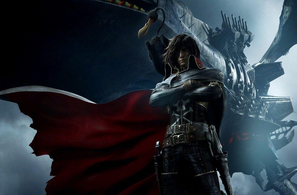 Capitán Harlock, fotograma 2 de 7