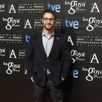 Dani Rovira en la fiesta de los nominados a los Premios Goya 2015