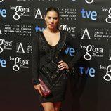 India Martínez en la fiesta de los nominados a los Premios Goya 2015