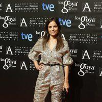 Elena Anaya en la fiesta de los nominados a los Premios Goya 2015