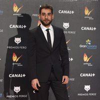 Jesús Carroza en los Premios Feroz 2015