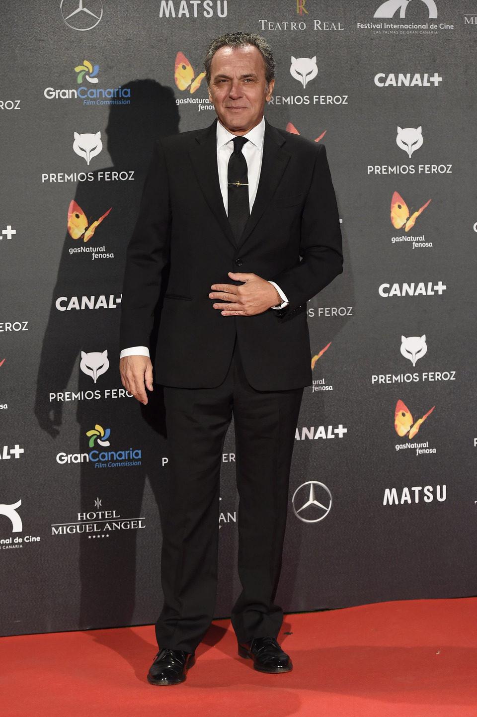 José Coronado en los Premios Feroz 2015