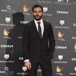 Antonio Velázquez en los Premios Feroz 2015