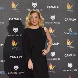 Carmen Machi en los Premios Feroz 2015