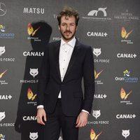 Jorge Suquet en los Premios Feroz 2015
