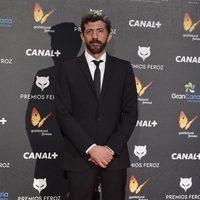 Alberto Rodríguez en los Premios Feroz 2015