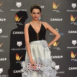 Macarena Gómez en los Premios Feroz 2015