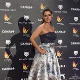 Inma Cuesta en los Premios Feroz 2015