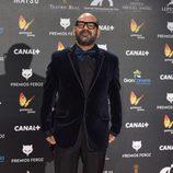 José Corbacho en los Premios Feroz 2015