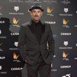Javier Cámara en los Premios Feroz 2015
