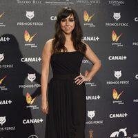 Carmen Ruiz en los Premios Feroz 2015