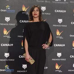 Natalia Tena en los Premios Feroz 2015