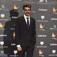 David Verdaguer en los Premios Feroz 2015