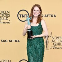 Julianne Moore, ganadora del SAG 2015 a mejor actriz