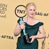 Patricia Arquette, ganadora del SAG 2015 a mejor actriz de reparto