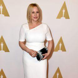 Patricia Arquette en el almuerzo de los nominados a los Oscar 2015