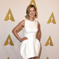 Rosamund Pike at the Oscars' Nominees Luncheon 2015