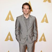 Bradley Cooper en el almuerzo de los nominados a los Oscar 2015