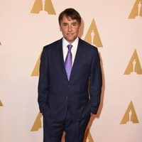 Richard Linklater at the Oscars' Nominees Luncheon 2015