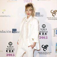 Ingrid García-Jonsson en las medallas del Círculo de Escritores Cinematográficos 2014