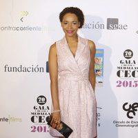 Montse Pla en las medallas del Círculo de Escritores Cinematográficos 2014