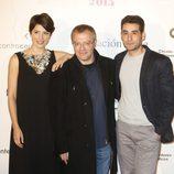 Bárbara Lennie, Daniel Monzón y Jesús Carroza en las medallas del Círculo de Escritores Cinematográficos 2014