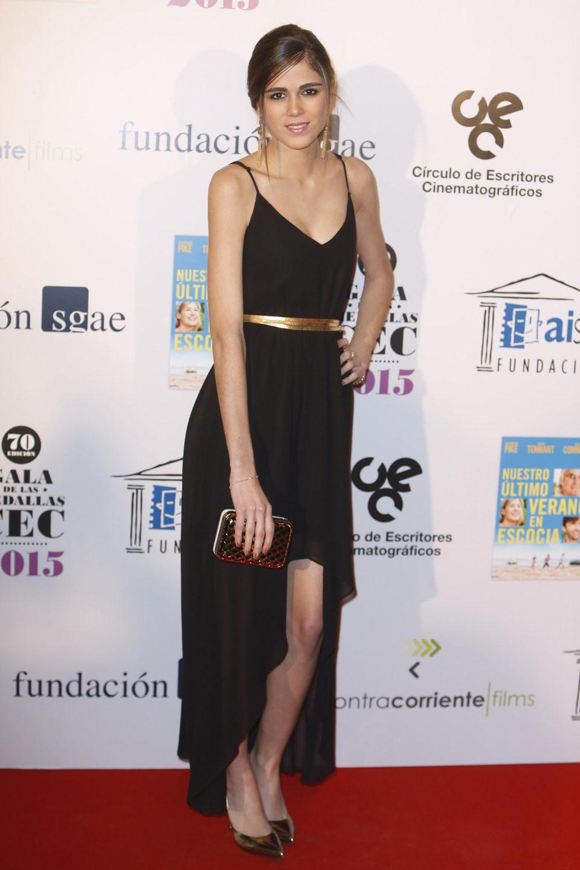 Sandra Martín en las medallas del Círculo de Escritores Cinematográficos 2014