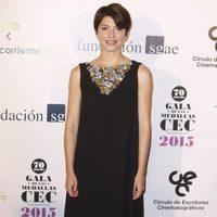 Bárbara Lennie en las medallas del Círculo de Escritores Cinematográficos 2014