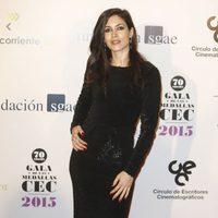 Nerea Barros en las medallas del Círculo de Escritores Cinematográficos 2014