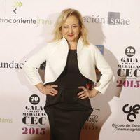Carmen Machi en las medallas del Círculo de Escritores Cinematográficos 2014